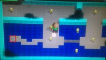 Tomb of Mirror water puzzle Hammer-0