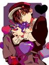 Yugi Tsukasa Valentine's Day Illustration (2017)