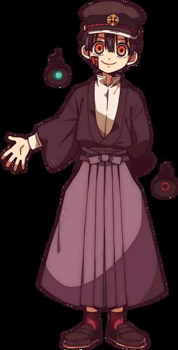 Toilet Bound Hanako Kun Mitsuba Anime
