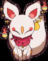 Yako's fox form