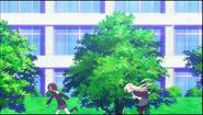 Hana chases Naru