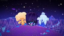 Moonflowers and Treasure Trees