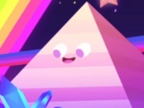 Pyramid With a Face