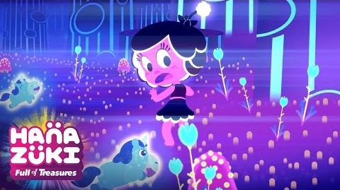 Hanazuki Ep 9 - 'Only in Unicorn Dreams' EXCLUSIVE Full Episode
