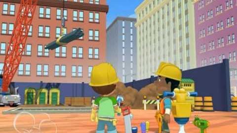 Handy Manny Big Construction
