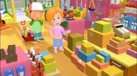 Handy Manny - Kelly's Hardware Store