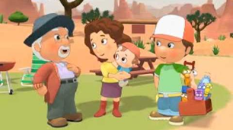 Handy Manny Manny Motorcycle Adventure on DVD Trailer.mpg