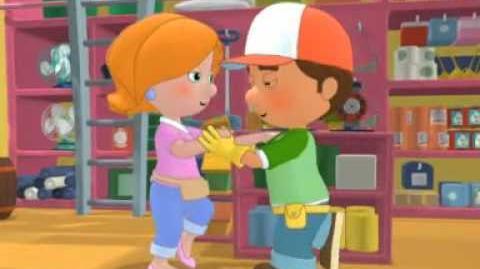 Handy Manny episode 31, clip 2