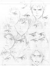 Kentarou Concept Art 4