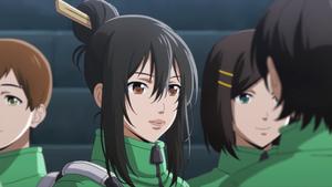 Ishizawa Nozomi Anime