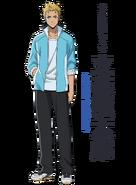 Tachibana Kentarou Character Art 1