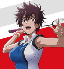 Aragaki nagisa anime