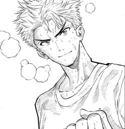 Tachibana kentarou manga