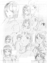 Ayano Concept Art 2