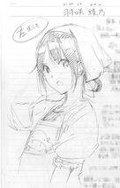 Ayano Concept Art 1