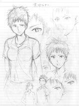 Nagisa Concept Art 2