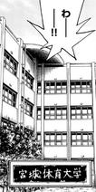 Miyagi Sports University