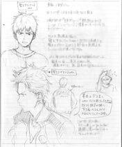 Kentarou Concept Art 8