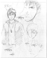 Kentarou Concept Art 7