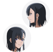 Shiwahime Yuika Character Art 2