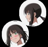 Hanesaki Ayano Character Art 2