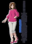 Taroumaru Miyako Character Art 1