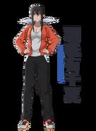 Hanesaki Uchika Character Art 1