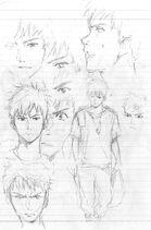 Kentarou Concept Art 6