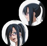 Izumi Riko Character Art 2