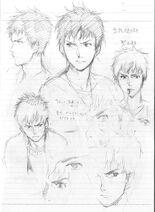 Kentarou Concept Art 5