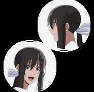 Hanesaki Uchika Character Art 2