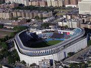 Yankee Stadium Over-flight