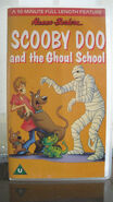 Scooby-Doo and the Ghoul School (UK VHS 1989)