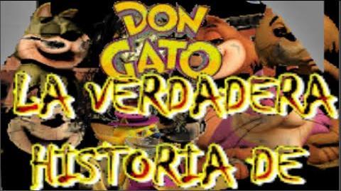 Don Gato el inició de la pandilla PELICULA COMPLETA