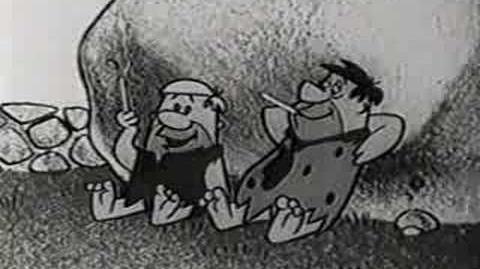 Banned Commercial 1961 Flintstones Winston Cigarettes