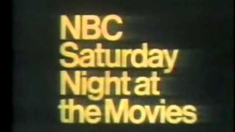 NBC - bumper for Kiss Meets the Phantom - 1978