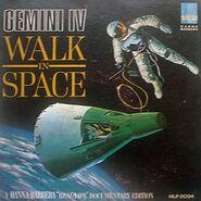 Gemini IV Walk In Space