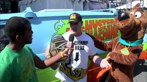 Fanticipation - Scooby-Doo & WWE Tag Team the World of Entertainment