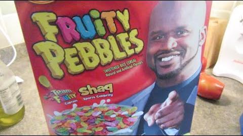 Shaq Wants Fruity Pebbles, and SOOOOO Many Toys!!! (8-5-15)