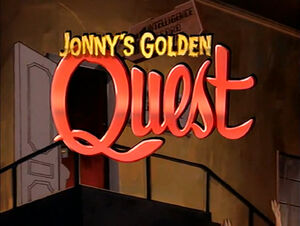 Hb jonnys golden quest