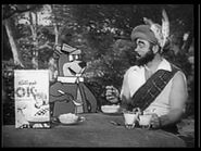 Kelloggs Yogi Bear Commerical