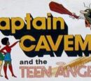 Captain Caveman and the Teen Angels (board game)