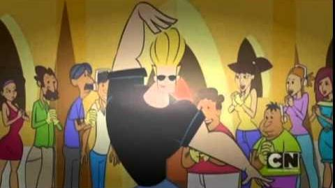 CN Johnny Bravo Goes To Bollywood RARE - HD