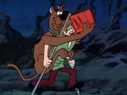 Scooby Feeding Shaggy