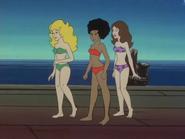 Taffy Dee Dee and Brenda bikinis