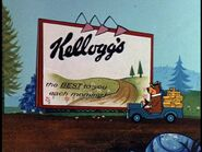 Kelloggs Yogi Bear Intro