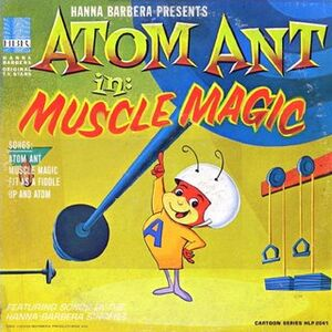 AtomAntMusclMagicLPFront