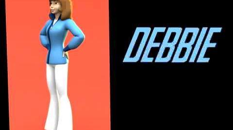 Debbie - Speed Buggy