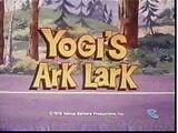 Yogi's Ark Lark