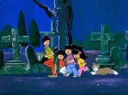 Charlie Chan (The Amazing Chan and the Chan Clan) hanna barbera (6)